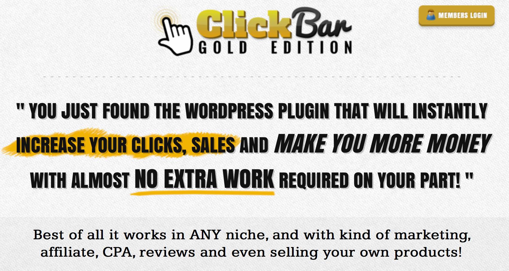 click bar